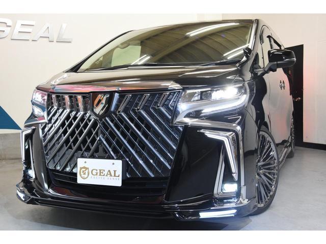 2.5S Cパッケージ WALDコンプリートカー WALD21AW RSR車高調 アルパイン11型ナビ 三眼ヘッドライトシーケンシャルウインカー エグゼクティブシート ツインムーンルーフ(7枚目)