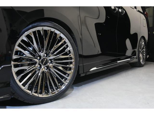 2.5S Cパッケージ WALDコンプリートカー WALD21AW RSR車高調 アルパイン11型ナビ 三眼ヘッドライトシーケンシャルウインカー エグゼクティブシート ツインムーンルーフ(8枚目)