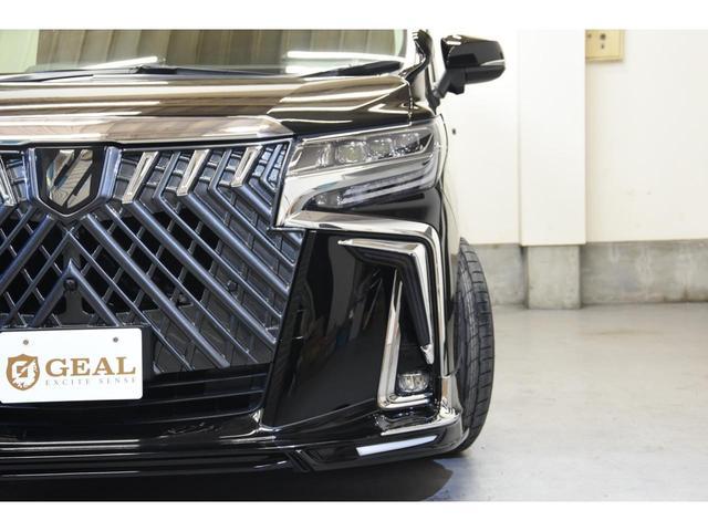 2.5S Cパッケージ WALDコンプリートカー WALD21AW RSR車高調 アルパイン11型ナビ 三眼ヘッドライトシーケンシャルウインカー エグゼクティブシート ツインムーンルーフ(17枚目)