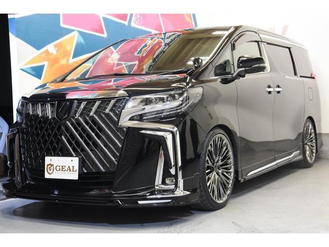 2.5S Cパッケージ WALDコンプリートカー WALD21AW RSR車高調 アルパイン11型ナビ 三眼ヘッドライトシーケンシャルウインカー エグゼクティブシート ツインムーンルーフ(20枚目)