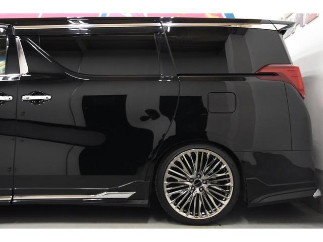2.5S Cパッケージ WALDコンプリートカー WALD21AW RSR車高調 アルパイン11型ナビ 三眼ヘッドライトシーケンシャルウインカー エグゼクティブシート ツインムーンルーフ(24枚目)