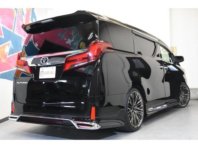 2.5S Cパッケージ WALDコンプリートカー WALD21AW RSR車高調 アルパイン11型ナビ 三眼ヘッドライトシーケンシャルウインカー エグゼクティブシート ツインムーンルーフ(27枚目)