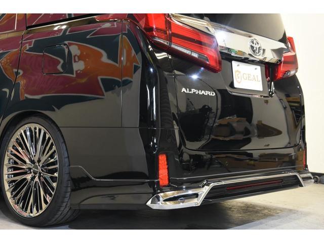 2.5S Cパッケージ WALDコンプリートカー WALD21AW RSR車高調 アルパイン11型ナビ 三眼ヘッドライトシーケンシャルウインカー エグゼクティブシート ツインムーンルーフ(30枚目)