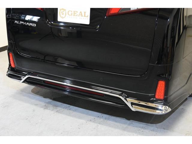 2.5S Cパッケージ WALDコンプリートカー WALD21AW RSR車高調 アルパイン11型ナビ 三眼ヘッドライトシーケンシャルウインカー エグゼクティブシート ツインムーンルーフ(31枚目)