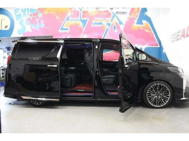 2.5S Cパッケージ WALDコンプリートカー WALD21AW RSR車高調 アルパイン11型ナビ 三眼ヘッドライトシーケンシャルウインカー エグゼクティブシート ツインムーンルーフ(38枚目)