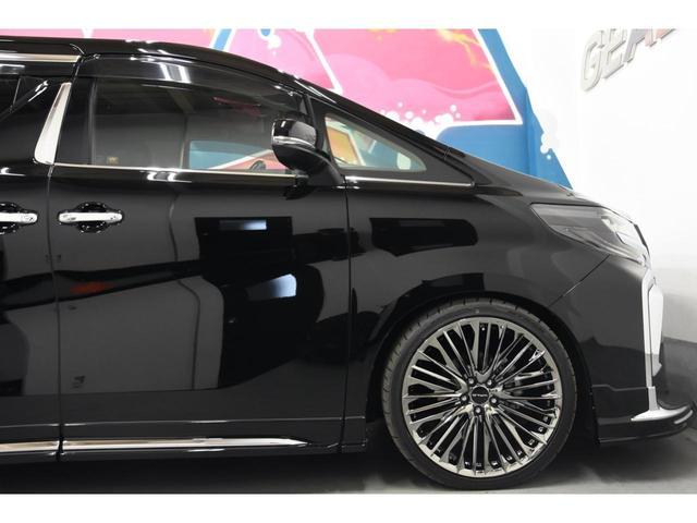 2.5S Cパッケージ WALDコンプリートカー WALD21AW RSR車高調 アルパイン11型ナビ 三眼ヘッドライトシーケンシャルウインカー エグゼクティブシート ツインムーンルーフ(39枚目)