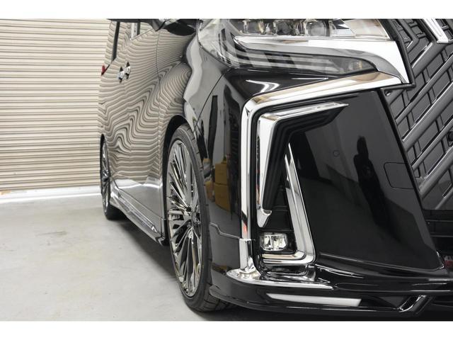 2.5S Cパッケージ WALDコンプリートカー WALD21AW RSR車高調 アルパイン11型ナビ 三眼ヘッドライトシーケンシャルウインカー エグゼクティブシート ツインムーンルーフ(41枚目)