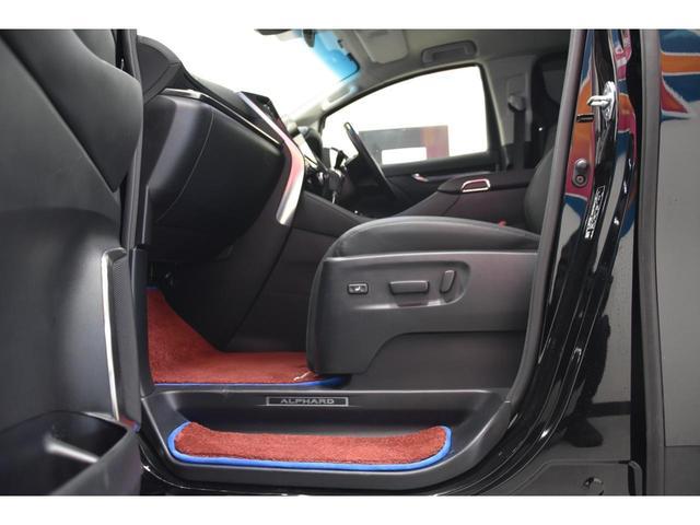2.5S Cパッケージ WALDコンプリートカー WALD21AW RSR車高調 アルパイン11型ナビ 三眼ヘッドライトシーケンシャルウインカー エグゼクティブシート ツインムーンルーフ(46枚目)