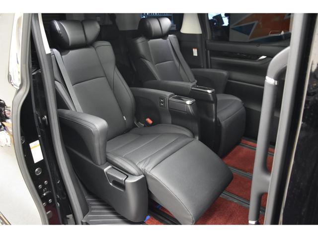 2.5S Cパッケージ WALDコンプリートカー WALD21AW RSR車高調 アルパイン11型ナビ 三眼ヘッドライトシーケンシャルウインカー エグゼクティブシート ツインムーンルーフ(49枚目)