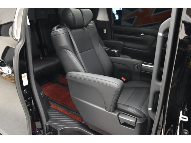 2.5S Cパッケージ WALDコンプリートカー WALD21AW RSR車高調 アルパイン11型ナビ 三眼ヘッドライトシーケンシャルウインカー エグゼクティブシート ツインムーンルーフ(50枚目)