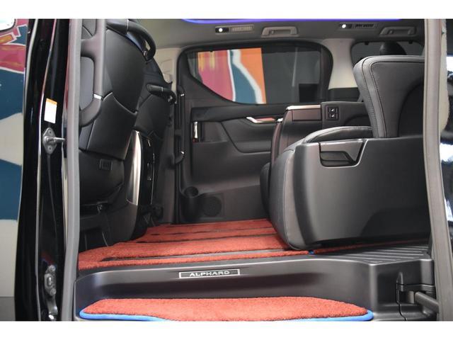 2.5S Cパッケージ WALDコンプリートカー WALD21AW RSR車高調 アルパイン11型ナビ 三眼ヘッドライトシーケンシャルウインカー エグゼクティブシート ツインムーンルーフ(52枚目)