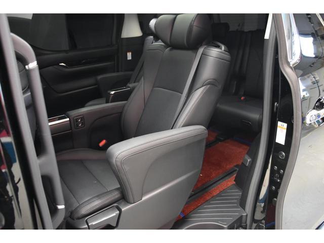 2.5S Cパッケージ WALDコンプリートカー WALD21AW RSR車高調 アルパイン11型ナビ 三眼ヘッドライトシーケンシャルウインカー エグゼクティブシート ツインムーンルーフ(54枚目)