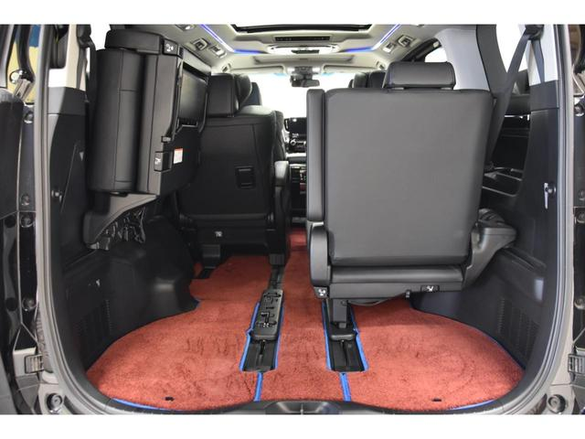 2.5S Cパッケージ WALDコンプリートカー WALD21AW RSR車高調 アルパイン11型ナビ 三眼ヘッドライトシーケンシャルウインカー エグゼクティブシート ツインムーンルーフ(57枚目)