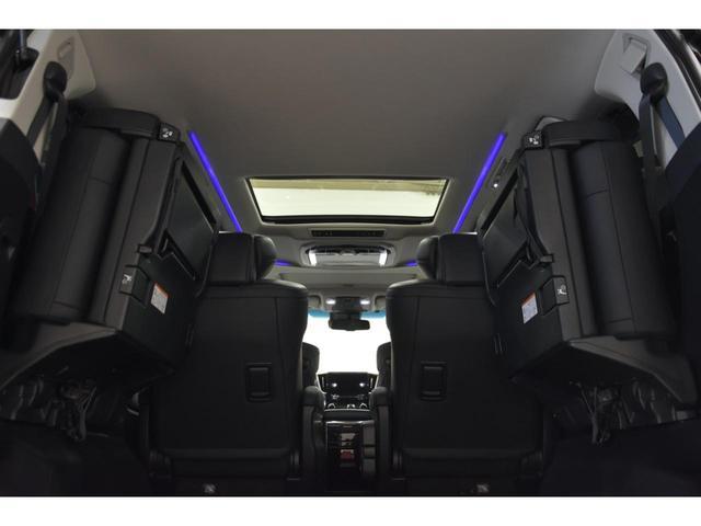 2.5S Cパッケージ WALDコンプリートカー WALD21AW RSR車高調 アルパイン11型ナビ 三眼ヘッドライトシーケンシャルウインカー エグゼクティブシート ツインムーンルーフ(60枚目)