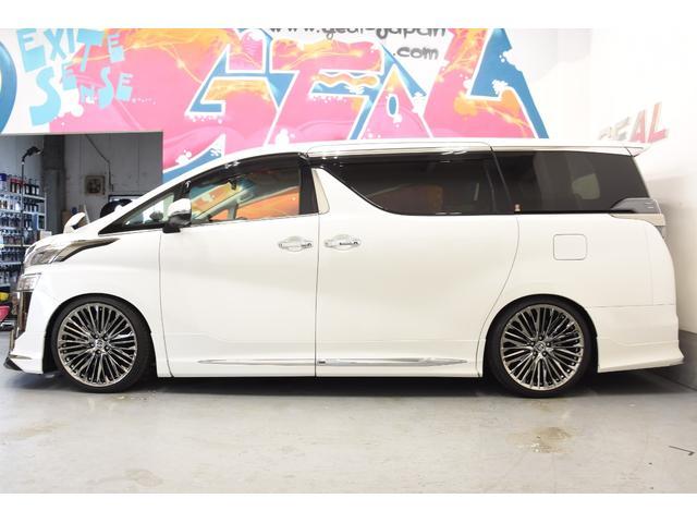2.5Z Gエディション モデリスタコンプリートカー WORK20AW 新品BLITZ車高調 ツインムーンルーフ 両側電動スライドドア DOP10型ナビ(18枚目)