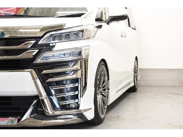 2.5Z Gエディション モデリスタコンプリートカー WORK20AW 新品BLITZ車高調 ツインムーンルーフ 両側電動スライドドア DOP10型ナビ(22枚目)