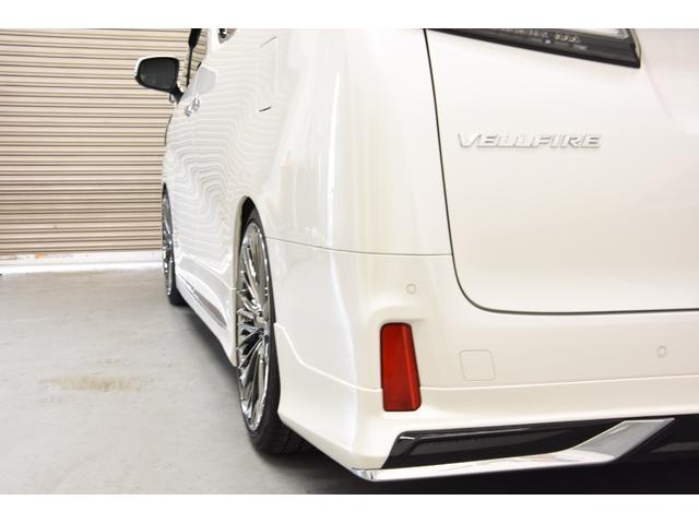 2.5Z Gエディション モデリスタコンプリートカー WORK20AW 新品BLITZ車高調 ツインムーンルーフ 両側電動スライドドア DOP10型ナビ(23枚目)