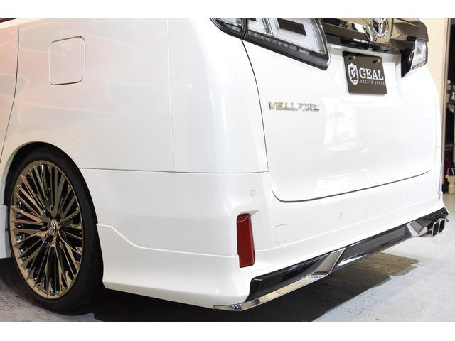 2.5Z Gエディション モデリスタコンプリートカー WORK20AW 新品BLITZ車高調 ツインムーンルーフ 両側電動スライドドア DOP10型ナビ(27枚目)