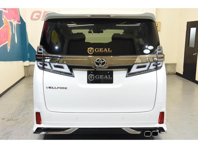 2.5Z Gエディション モデリスタコンプリートカー WORK20AW 新品BLITZ車高調 ツインムーンルーフ 両側電動スライドドア DOP10型ナビ(28枚目)