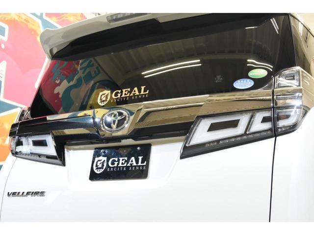 2.5Z Gエディション モデリスタコンプリートカー WORK20AW 新品BLITZ車高調 ツインムーンルーフ 両側電動スライドドア DOP10型ナビ(31枚目)