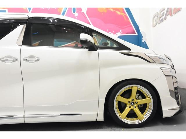 2.5Z Gエディション モデリスタコンプリートカー WORK20AW 新品BLITZ車高調 ツインムーンルーフ 両側電動スライドドア DOP10型ナビ(35枚目)