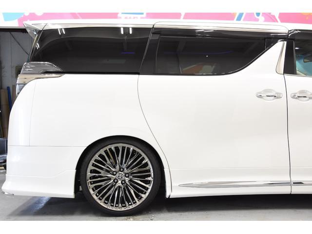 2.5Z Gエディション モデリスタコンプリートカー WORK20AW 新品BLITZ車高調 ツインムーンルーフ 両側電動スライドドア DOP10型ナビ(36枚目)