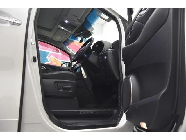 2.5Z Gエディション モデリスタコンプリートカー WORK20AW 新品BLITZ車高調 ツインムーンルーフ 両側電動スライドドア DOP10型ナビ(40枚目)