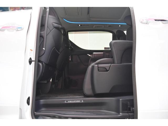 2.5Z Gエディション モデリスタコンプリートカー WORK20AW 新品BLITZ車高調 ツインムーンルーフ 両側電動スライドドア DOP10型ナビ(48枚目)