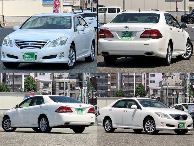 「トヨタ」「クラウン」「セダン」「大阪府」の中古車8
