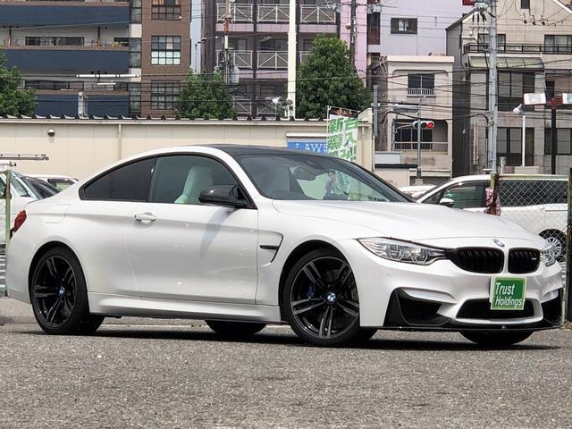 「BMW」「BMW M4」「クーペ」「大阪府」の中古車10