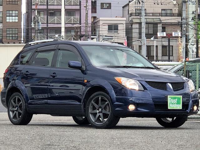 「トヨタ」「ヴォルツ」「SUV・クロカン」「大阪府」の中古車4