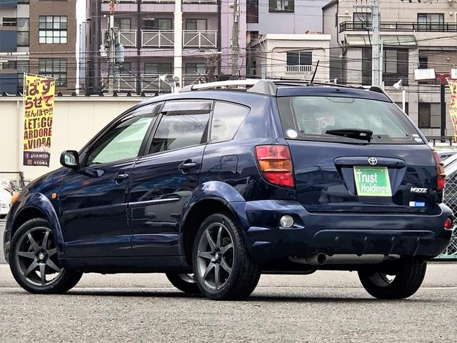 「トヨタ」「ヴォルツ」「SUV・クロカン」「大阪府」の中古車5