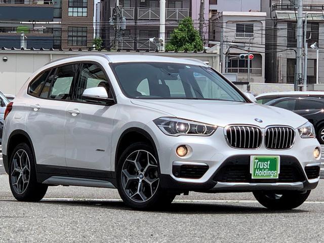 「BMW」「X1」「SUV・クロカン」「大阪府」の中古車4