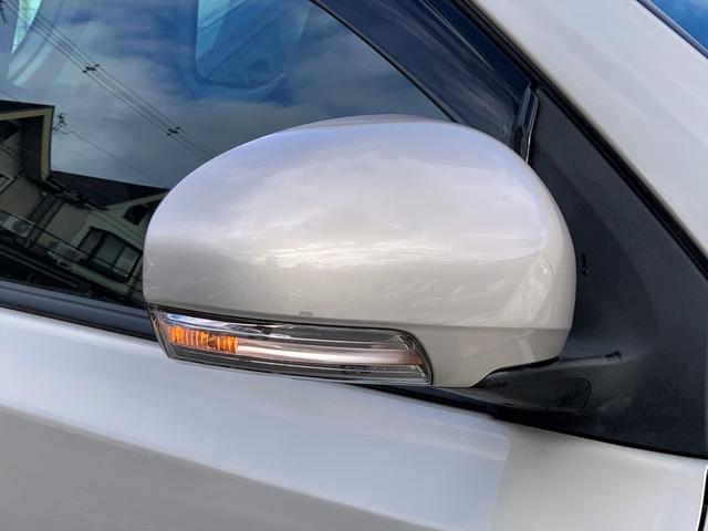オート電動格納・LEDサイドターンランプドアミラー!