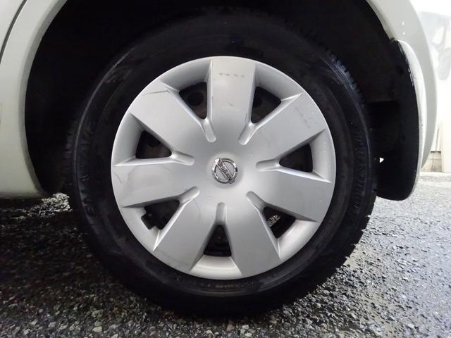 国産タイヤで4本共、溝もたっぷり残っています