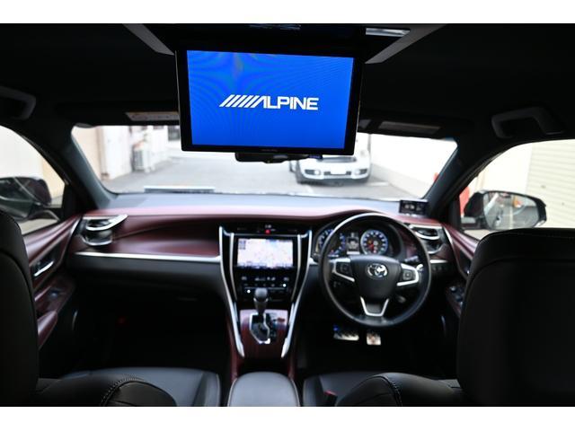 プレミアム ワンオーナー・モデリスタエアロ・フルセグ9インチナビ・リアフリップダウンモニター・純正18AW・パワーバックドア・ドラレコ・LEDヘッドライト・セーフティセンス・ETC(11枚目)