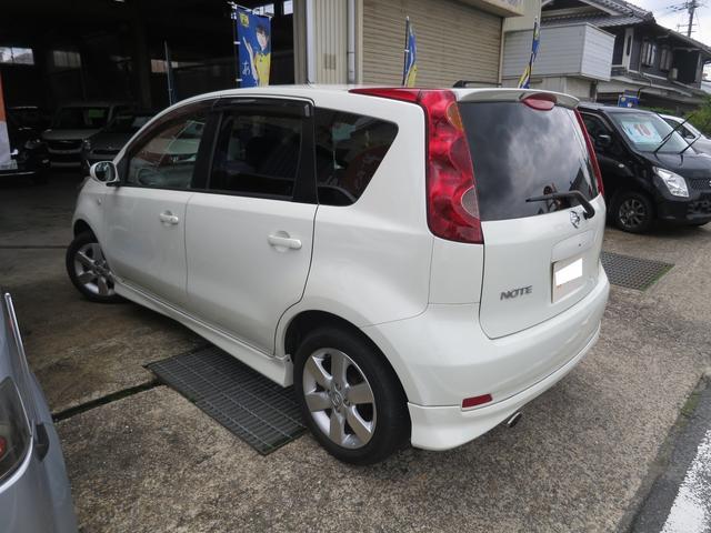 「日産」「ノート」「コンパクトカー」「奈良県」の中古車3