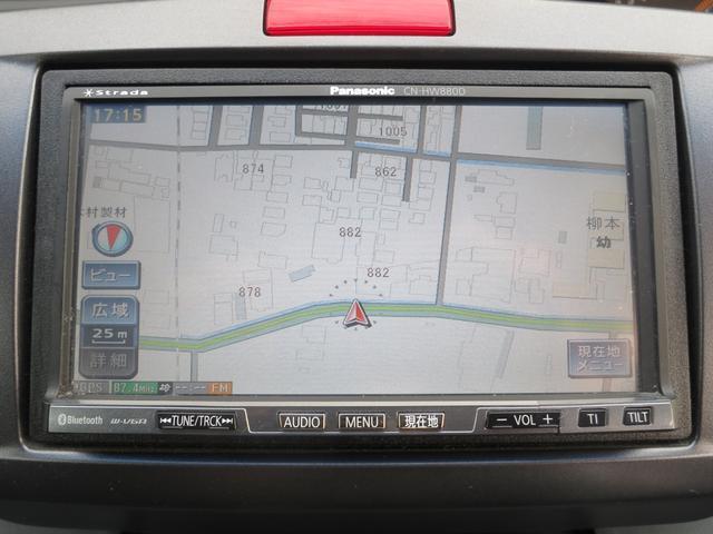 フレックス エアロ ワンオーナー車 フルセグ付ナビ パワースライド ETC 純正エアロ(17枚目)