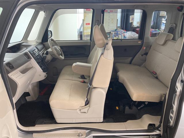 スローパーLリアシート付 福祉車両 車いす移動仕様車 電動ウインチ(25枚目)