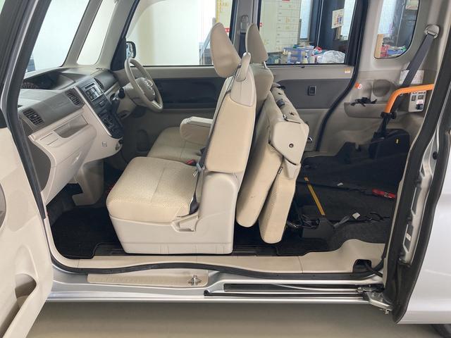 スローパーLリアシート付 福祉車両 車いす移動仕様車 電動ウインチ(26枚目)