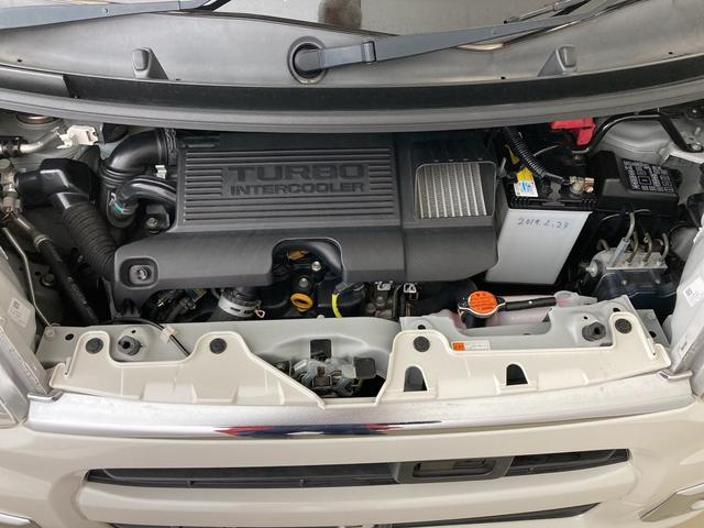 Xターボ スマートセレクションSA 4WD 純正ナビ 左側電動スライドドア(32枚目)