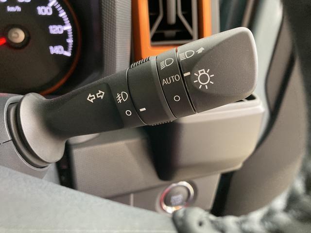 Gターボ 4WD LEDヘッドランプ オートライト オートエアコン 運転席・助手席シートヒーター アルミホイール(9枚目)
