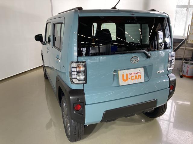 Gターボ 4WD LEDヘッドランプ オートライト オートエアコン 運転席・助手席シートヒーター アルミホイール(18枚目)