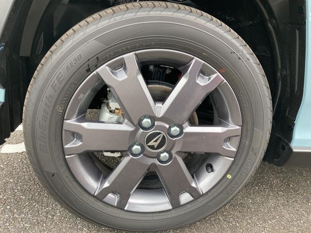 Gターボ 4WD LEDヘッドランプ オートライト オートエアコン 運転席・助手席シートヒーター アルミホイール(38枚目)