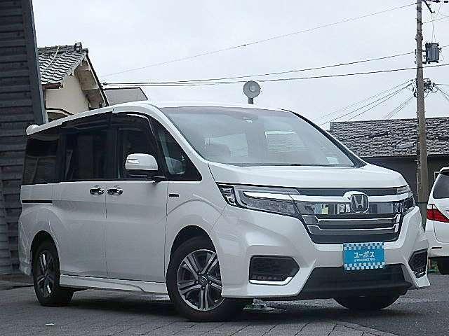 「ホンダ」「ステップワゴンスパーダ」「ミニバン・ワンボックス」「滋賀県」の中古車15
