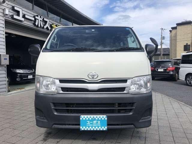 「トヨタ」「レジアスエースバン」「その他」「滋賀県」の中古車4