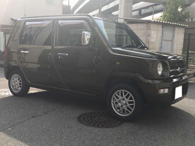 「ダイハツ」「ネイキッド」「コンパクトカー」「大阪府」の中古車3