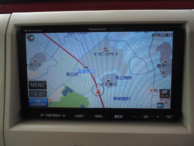 X ナビ バックカメラ ETC プッシュスタート(10枚目)