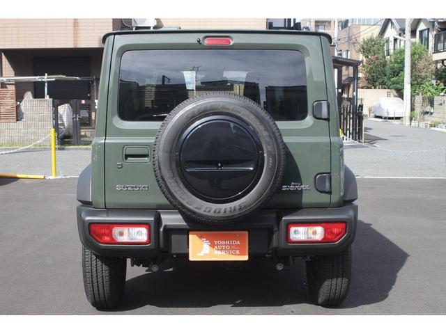 JC 登録済未使用車 衝突軽減ブレーキ 車線逸脱 4AT(6枚目)