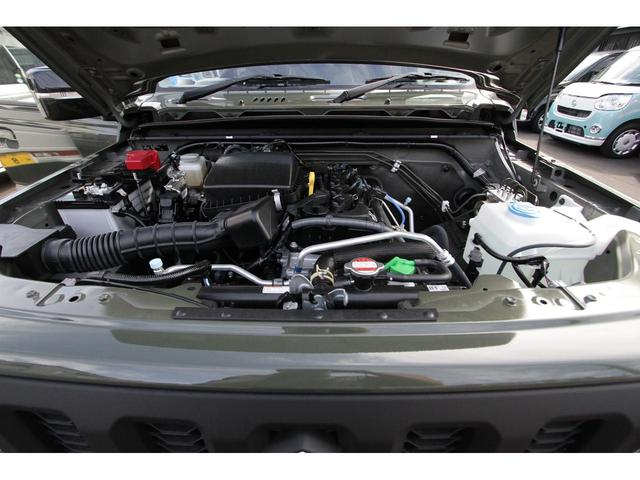 JC 登録済未使用車 衝突軽減ブレーキ 車線逸脱 4AT(19枚目)